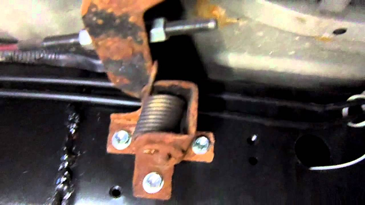Toyota Tacoma Fixing Parking Brake Youtube