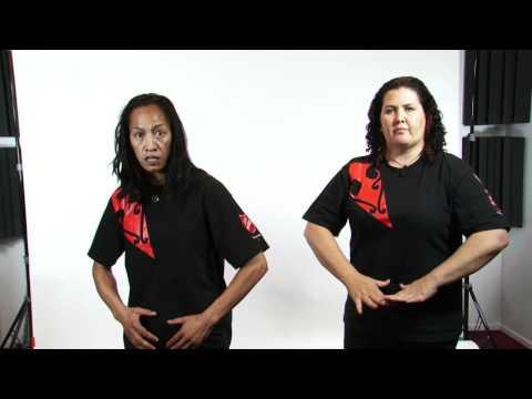 """Te Haka A Te Pōti"" - Women's Part"