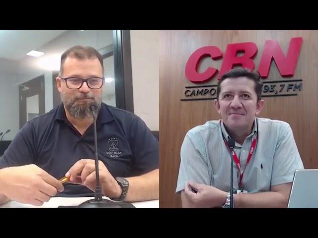 Entrevista CBN Campo Grande:  Paulo Cruz , colunista CBN Motors