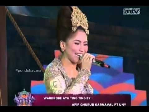 HUT ANTV - Ayu Ting Ting - Geboy Mujaer
