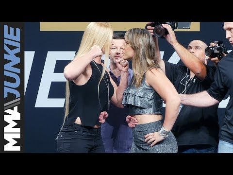 The MMA Road Show hits UFC-Singapore for Holly Holm vs. Bethe Correia