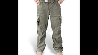 Обзор брюк Premium Vintage от Surplus