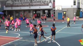 小學混合組(決) 龍創體育會對香海正覺蓮社佛教陳式宏學校 2