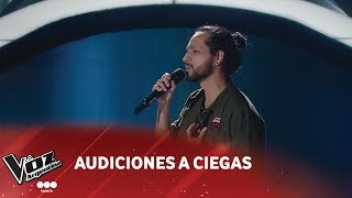 "Johan Ruiz - ""Tú sin mí"" - Dread Mar-I - Audiciones a cieg..."