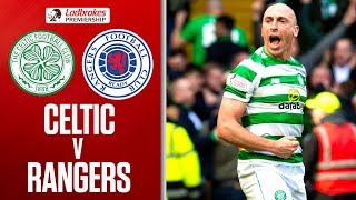 Celtic 2-1 Rangers | Late Forrest Winner Stuns Ten-Men Rangers | Ladbrokes Premiership