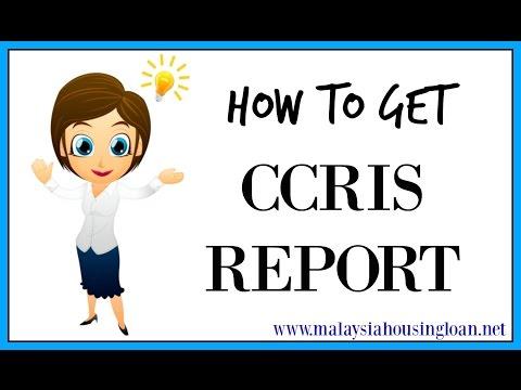 how-to-get-ccris-report