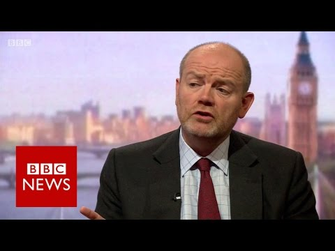 Mark Thompson on Brexit, Media and Jimmy Saville - BBC News