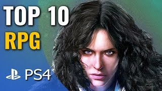 Top 10 PS4 Role-Playing Games | RPG