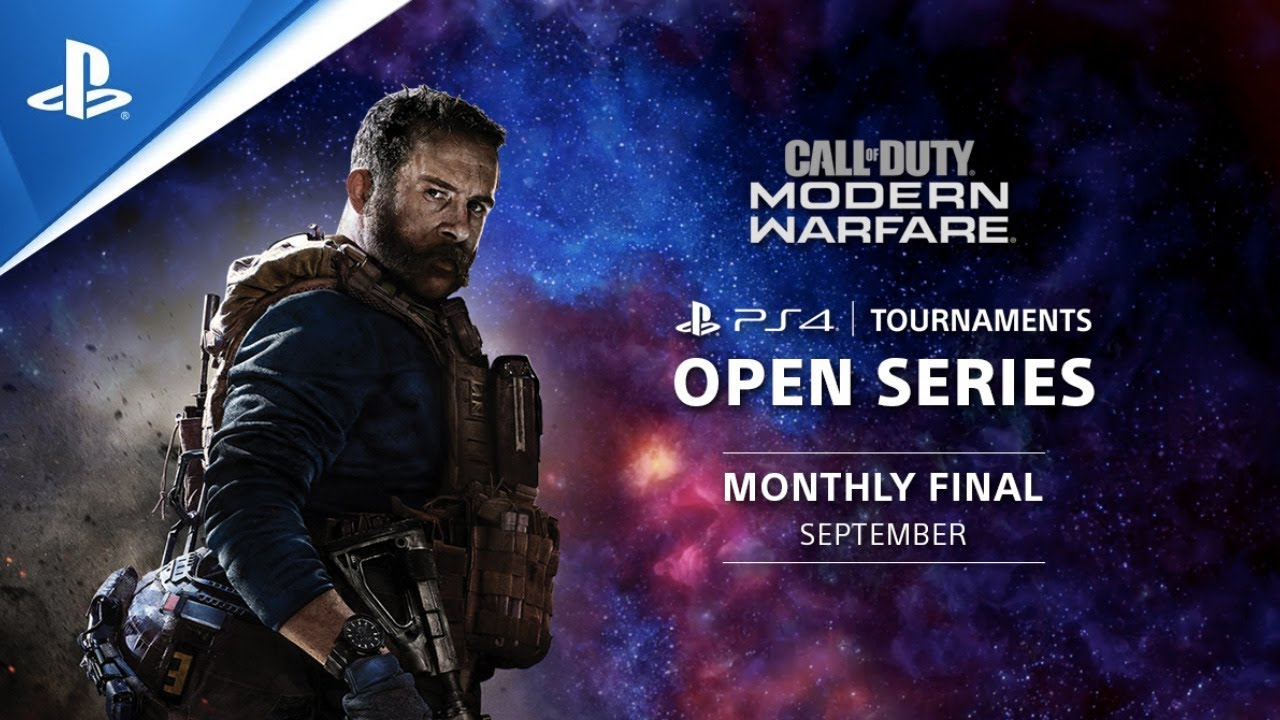 Call of Duty: Modern Warfare - Monthly Finals NA - PS4 Tournaments Open Series