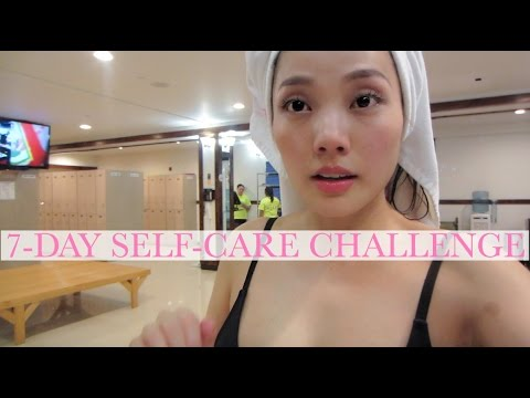 DO THE 7-DAY SELF-CARE CHALLENGE WITH ME | Sunina Young