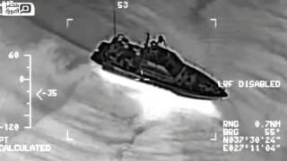 مصر العربية | خفر السواحل التركي ينقذ زورقًا لنظيره اليوناني