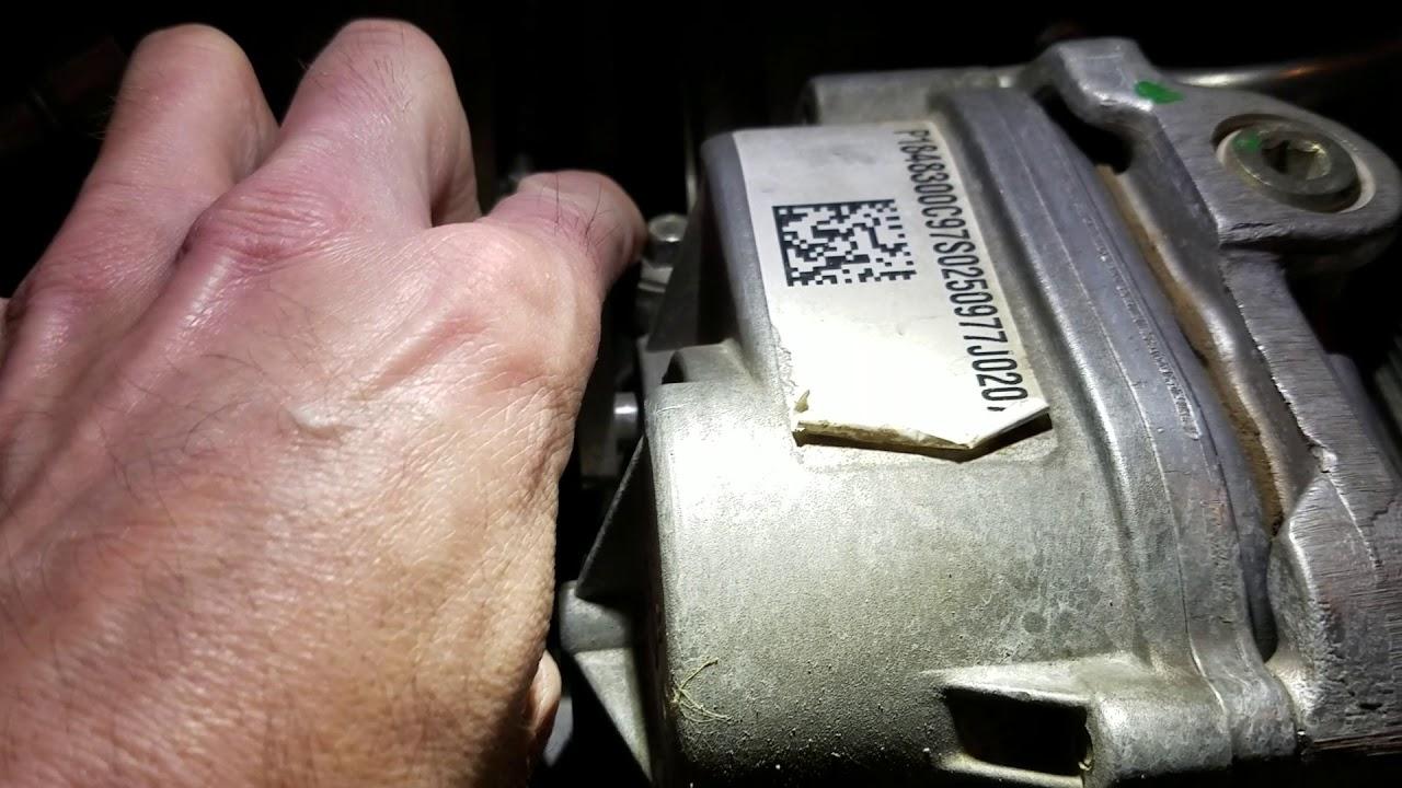6 4 Ford Turbo Actuator diagnosis