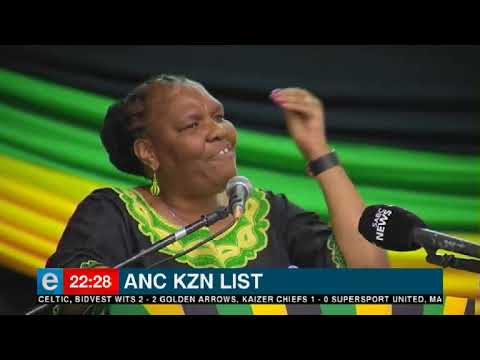 ANC's provincial list conference at Durban University of Technology