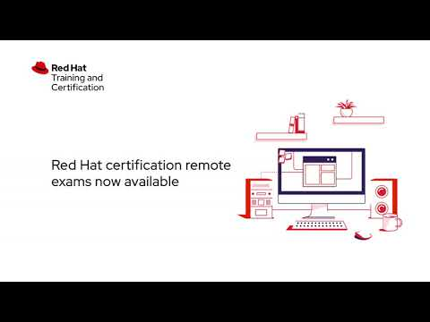 Red Hat Learning Subscription News Flash #6: Remote exams, Course translations