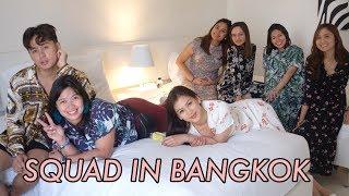 Bangkok Squad by Alex Gonzaga