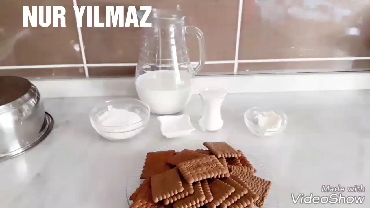 Sade Muhallebi Tarifi Videosu