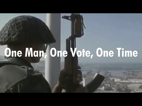 One Man, One Vote, One Time - Algeria '92