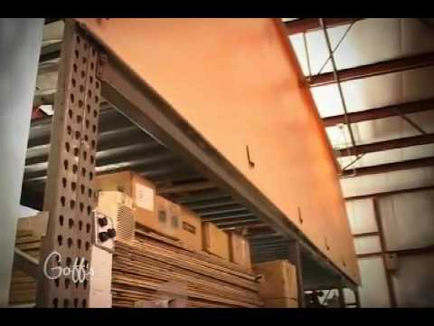 Goff's Industrial Curtain Walls