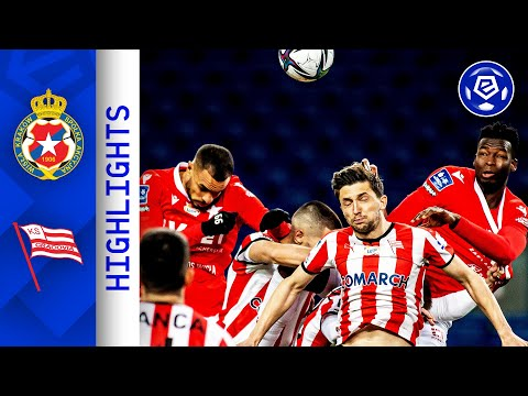 Wisla Cracovia Goals And Highlights