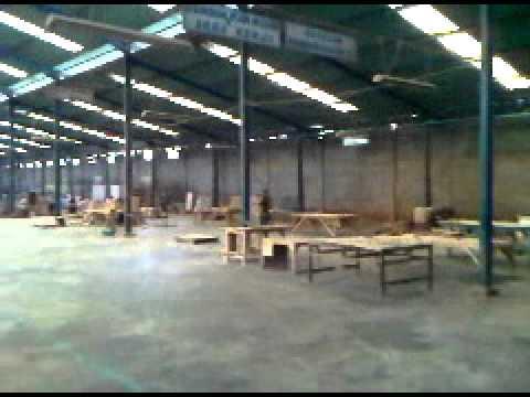 Pabrik Produksi Furniture Jepara Indonesia 1 Youtube