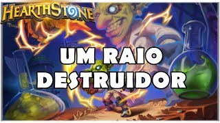 HEARTHSTONE - UM RAIO ENCOLHEDOR! (STANDARD HOLY WRATH PALADIN)