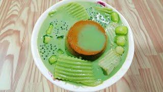 Cách Làm Bánh Flan Vị Matcha Để Kinh Doanh | Ngọc Khánh Vlog