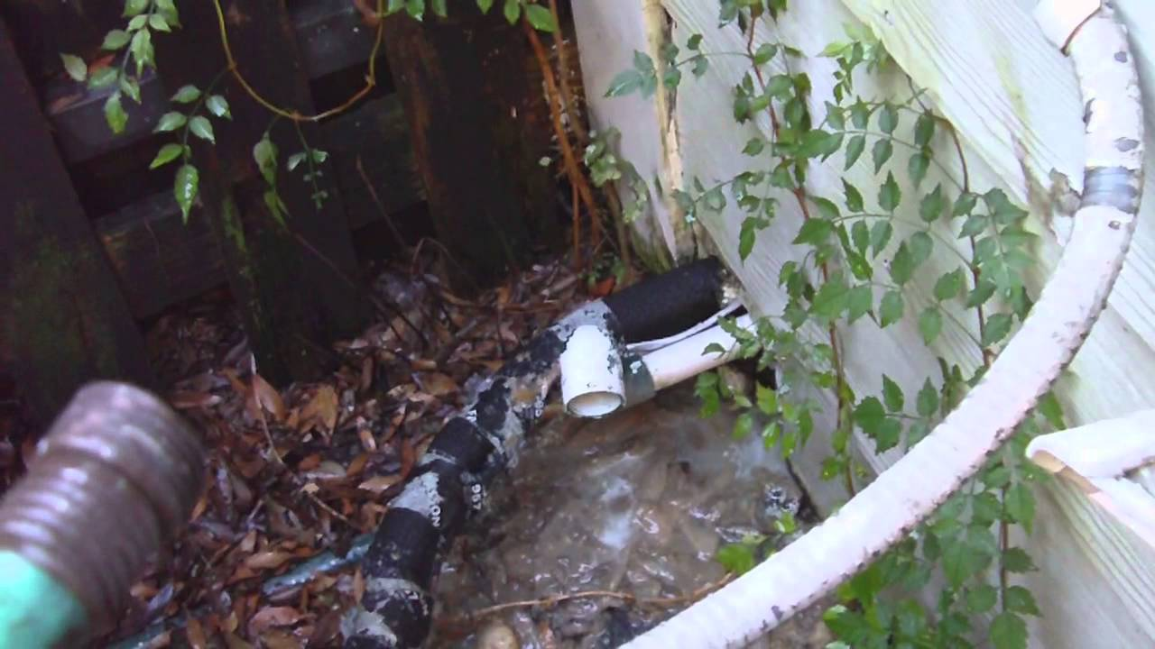 How to Fix Clogged A/C Drain Line That Vac Wont Clear
