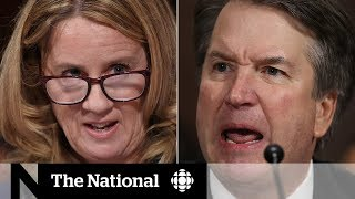 The key moments of Kavanaugh and Blasey Ford's dramatic testimony