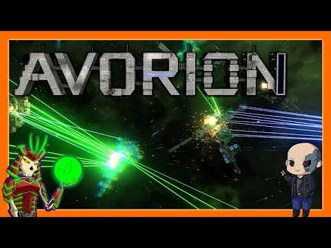 AVORION MULTIPLAYER   Pirate Armadas   14   Avorion Campaign