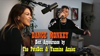 BEATBOX VS VIOLIN PERFORMANCE I THePETEBOX feat Yasmine Azaiez - DANCE MONKEY