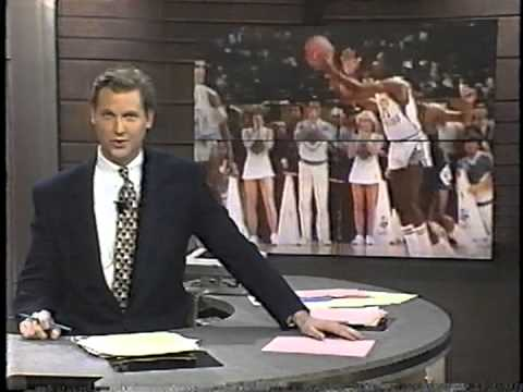 03/23/1995 SportsCenter Highlights of the NCAA Tournament Games