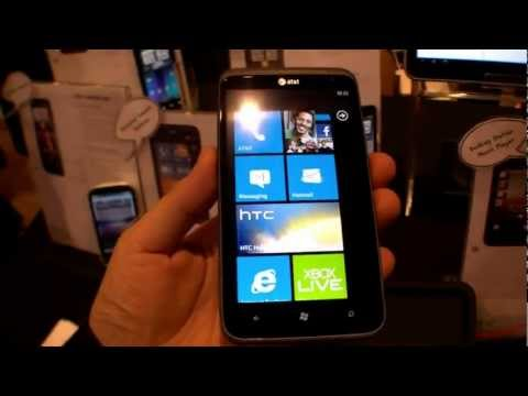 HTC Titan II Smartphone mit 16-Megapixel Kamera im Hands On