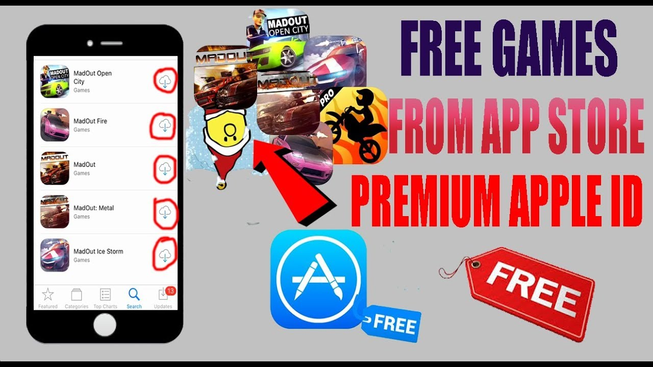 How To Get Paid Apps Games Free From Apple App Store