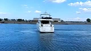 2001 70' Azimut Sea Jet Yacht for Sale