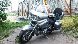 Самый неудачный мотоцикл от BMW. R1200CL