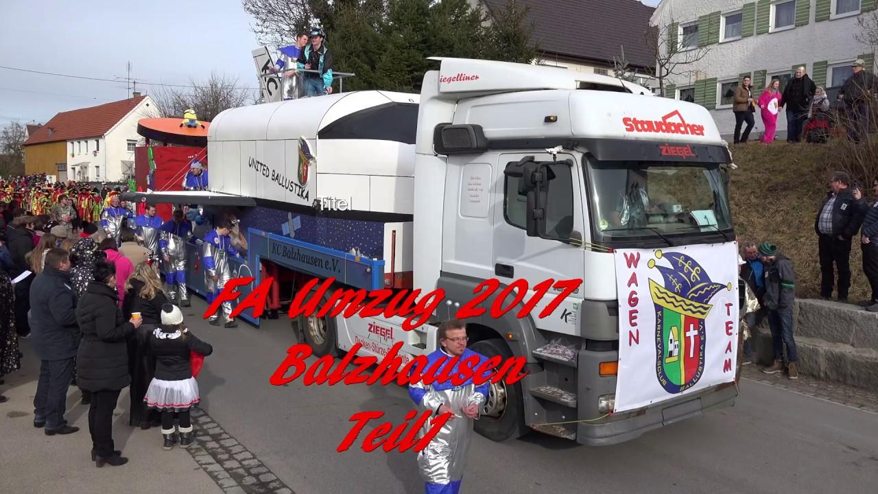 Fasching Balzhausen Teil1 4k Youtube