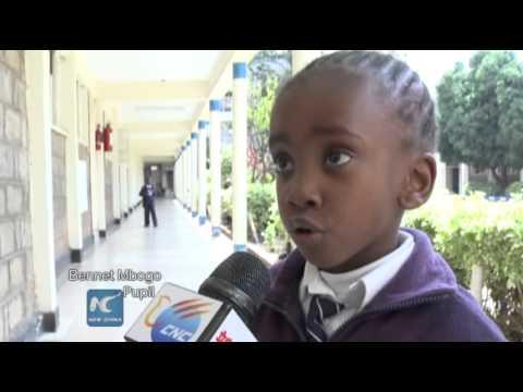 African children's day: My dream in Africa