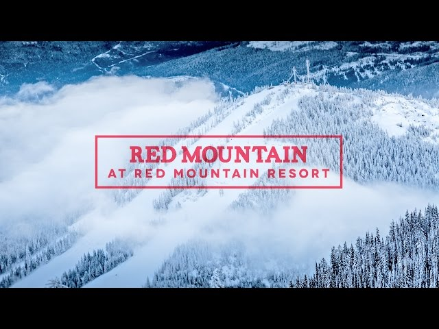 Red Mountain at RED