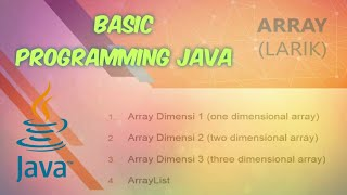 Array in Java With Simple Examples in Netbeans Javw