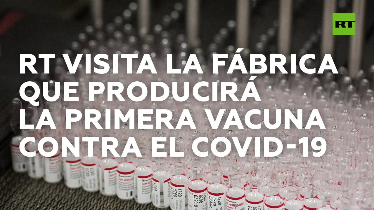 La fábrica que producirá la primera vacuna registrada contra el covid-19, desde dentro