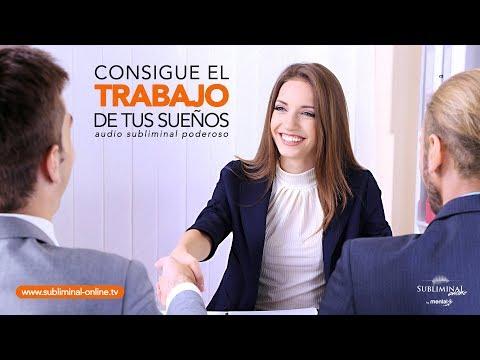Como conseguir el trabajo que deseo con mensajes subliminales | Subliminal Online
