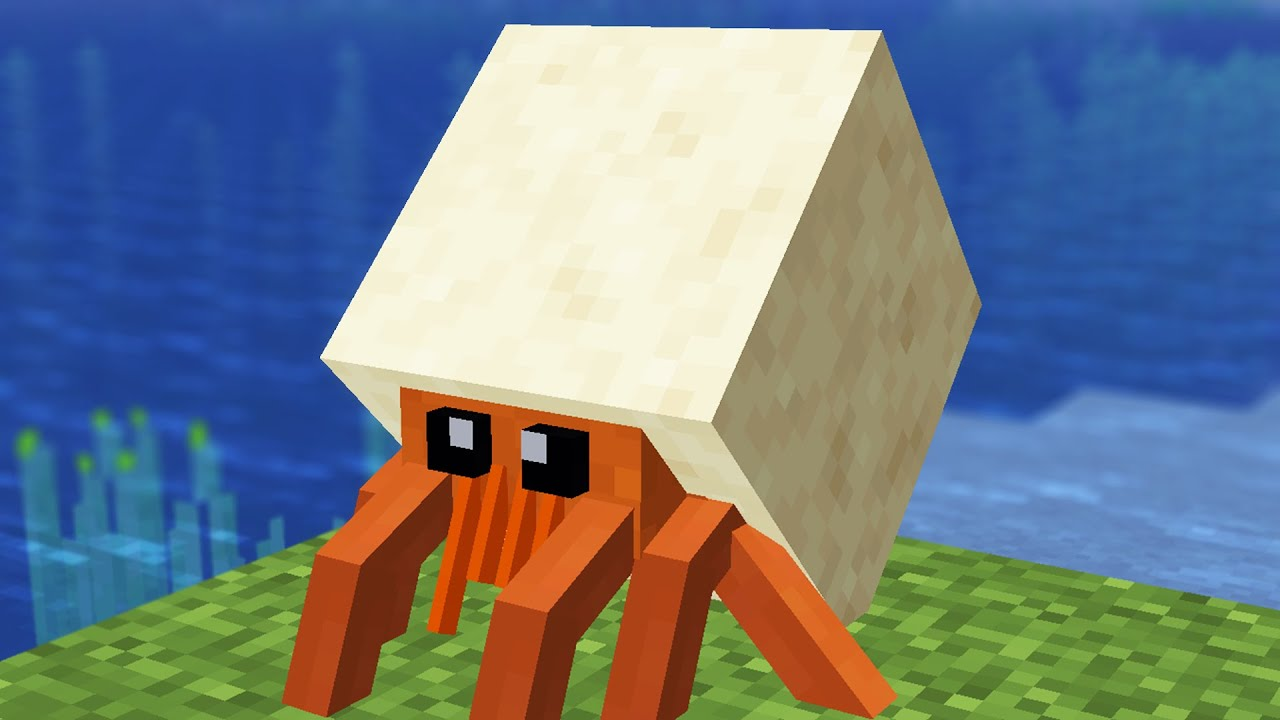 8 NEW Ocean Biome Mobs that Should be in Minecraft - YouTube