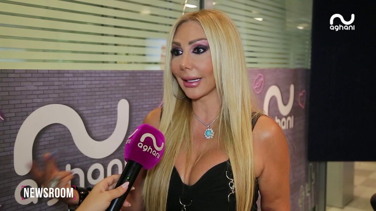 نجوى سلطان تكشف كواليس جديدها الفني وتصرّح لأغاني أغاني: أنا لست غائبة!