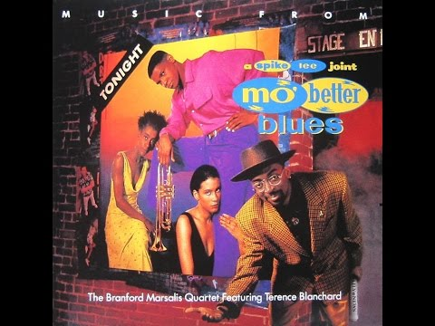 The Branford Marsalis Quartet Featuring Terence Blanchard_Music From Mo' Better Blues (Album) 1990