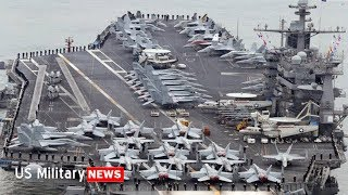 The True Reason Why US Navy's Nimitz-Class Carrier is Unstoppable