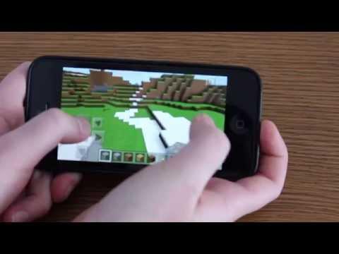 Как играть по сети в Minecraft Pocket Edition?