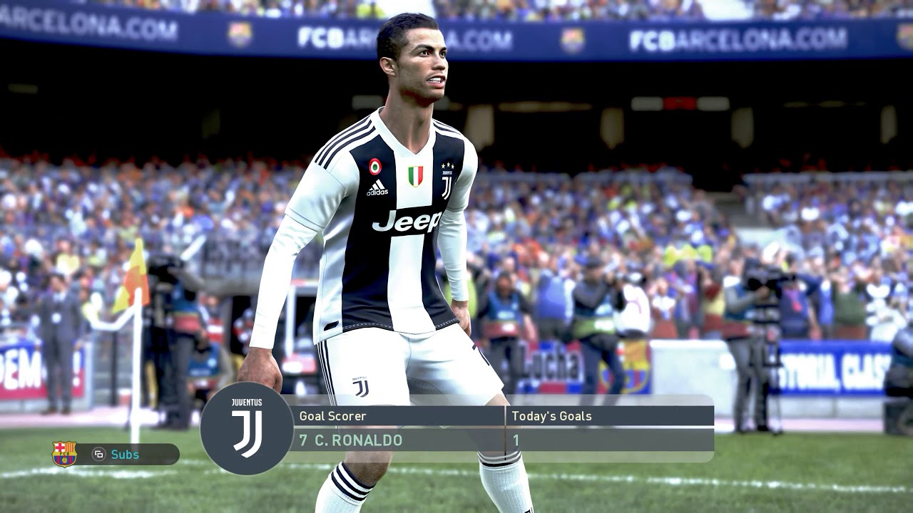 PES 2019 Discussion Thread (PC) | Page 11 | Evo-Web