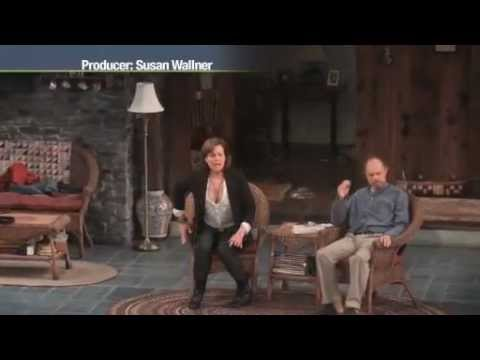 Sigourney Weaver and David Hyde Pierce in New Comedy at McCarter Theatre