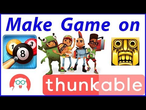 How To Make Games In Thunkable { Hindi | Urdu }