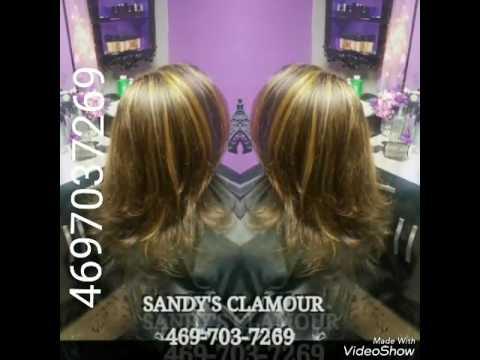 Sandy's Glamour